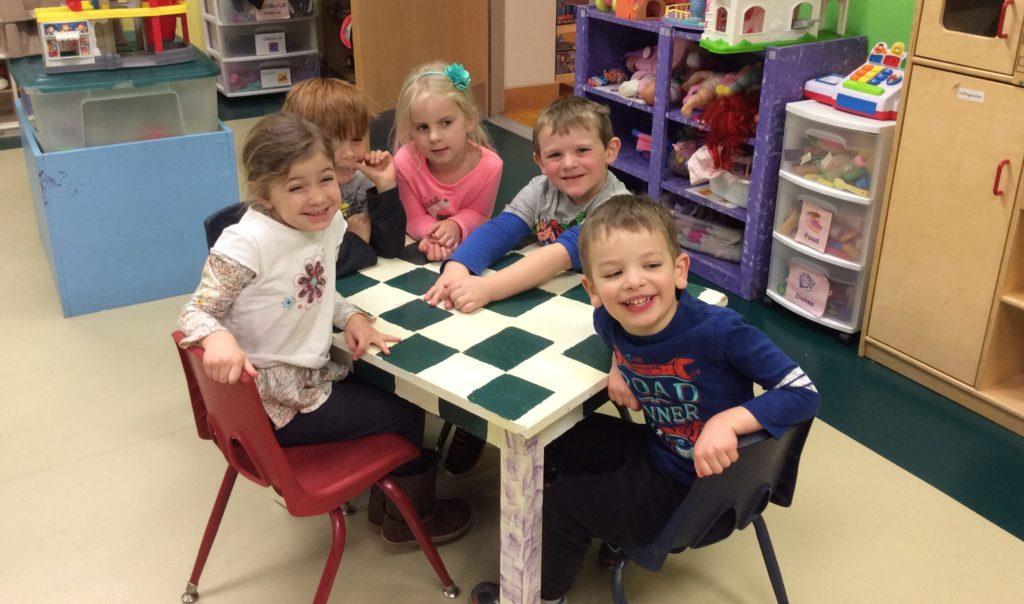 CCBA Preschool Class