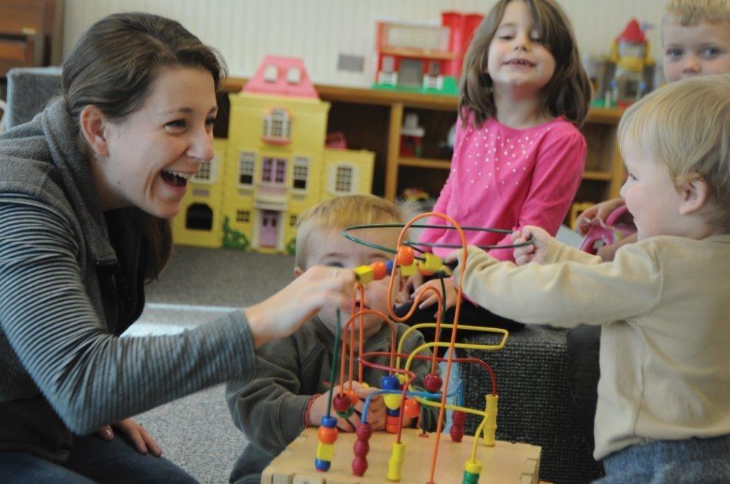 Child Activity Room